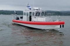 Lake Assault_patrol boat