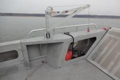 Metalcraft-Marine with SpitzLift