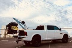 Pick Up Truck Generator