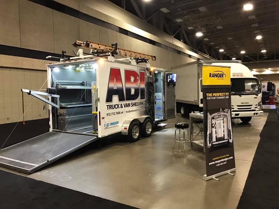 Enclosed Service Body - ABI Trucking