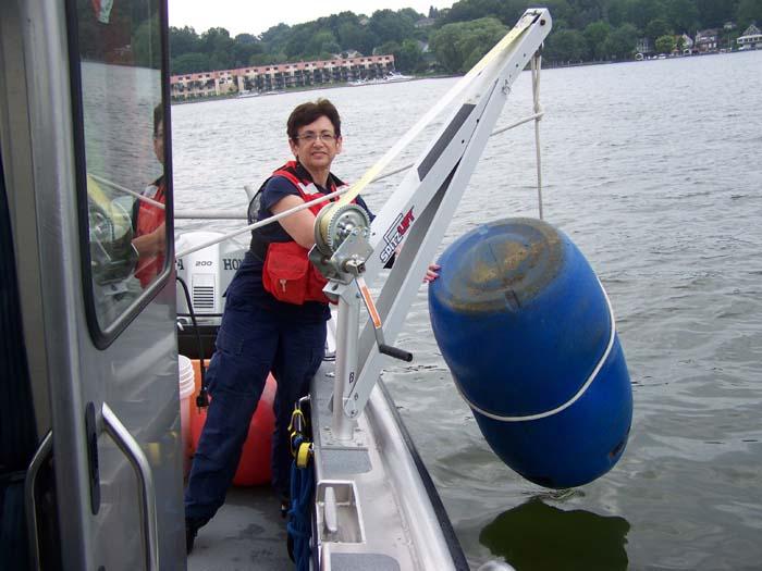 Buoy application