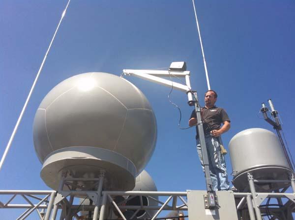 Military Sensor Equipment Application