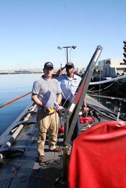 Navy Submarine Application