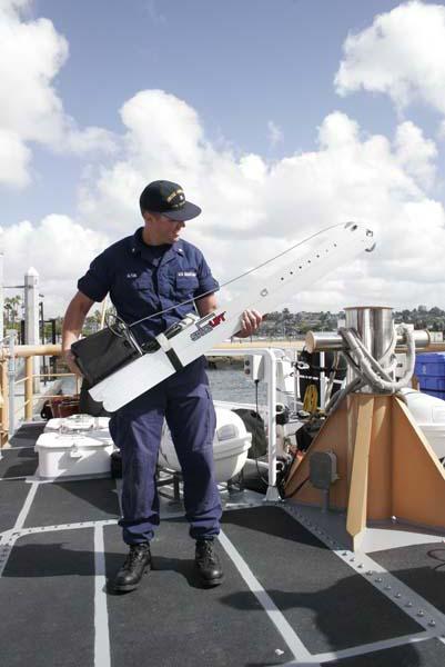 US Coast Guard Application