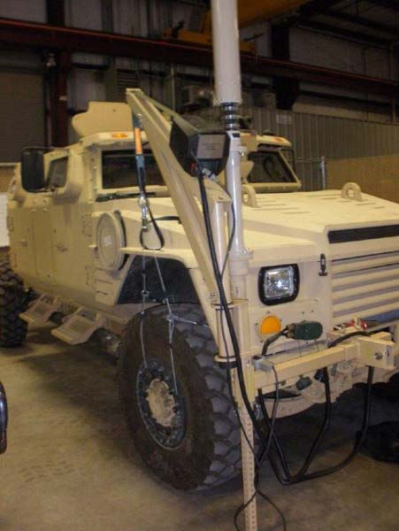 Joint Light Tactical Vehicle Application