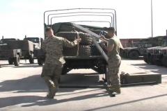 Military tire humvv 2