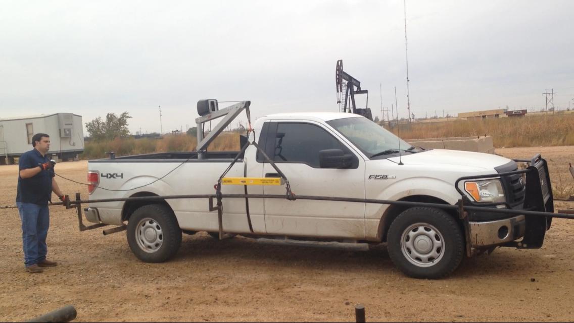 Oil Field Application