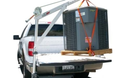 Truck Receive Hitch - HVAC