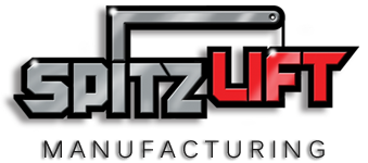 SpitzLift Portable Crane