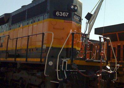 Locomotive Crane